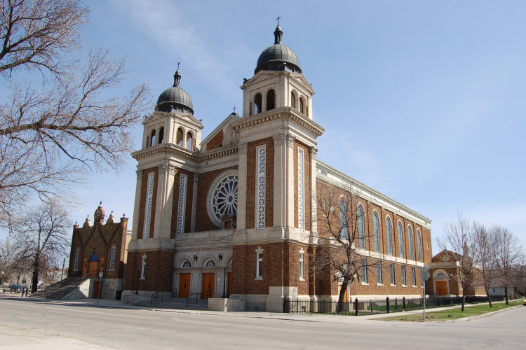 Cathedral of Sts Vladimir and Olga