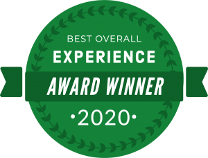 Best Overall Experience